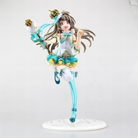 Japanese Anime Figure ALTER Love Live Minami Kotori Action Figure 1/7 scale painted Snowman Ver Doll Model Toy 22cm