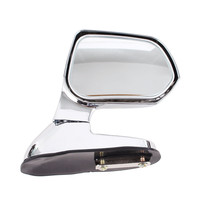 EUROTYPER Car Side Mirror Blind Spot Mirror Auto Rear View Adjustable Wide Angle Auxiliary Hood Mirror Cover Mounting Plates