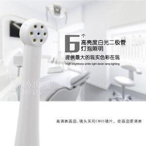 Image 3 - مصغرة AV/إخراج الفيديو الأسنان السلكية AV كاميرا لاستكشاف الأسنان MD970 فيديو/RCA قابلة للشحن داخل الفم الكاميرا