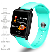 LIGE Smart Watch Men Women Bracelet Blood Pressure Monitor Fitness tracking Wristband smart Band for Android iOS