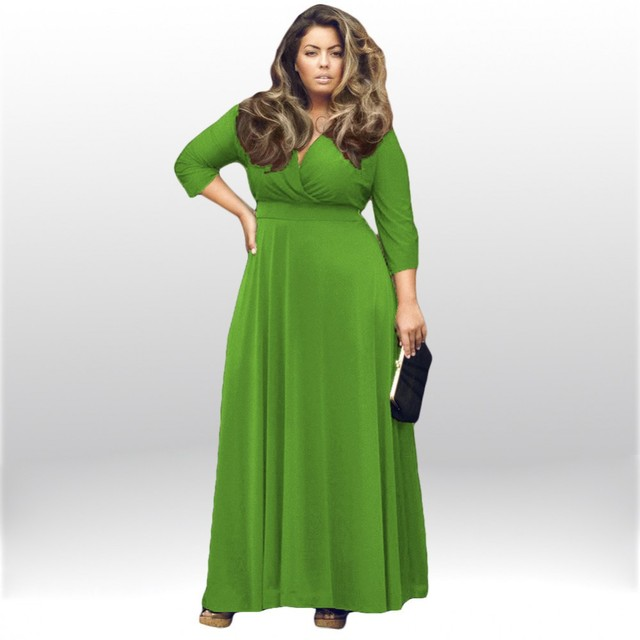 Plus Size Empire Waist Dresses With Sleeves Ibovnathandedecker