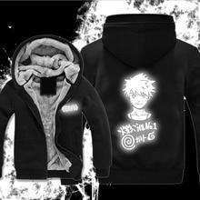 Naruto Uchiha hoodie Winter Jackets and Coat (20 styles)