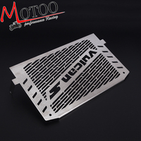 Motoo For Kawasaki VULCAN S 15 16 VULCAN 650 Motorcycle Accessories Radiator Grille Guard Cover Protector