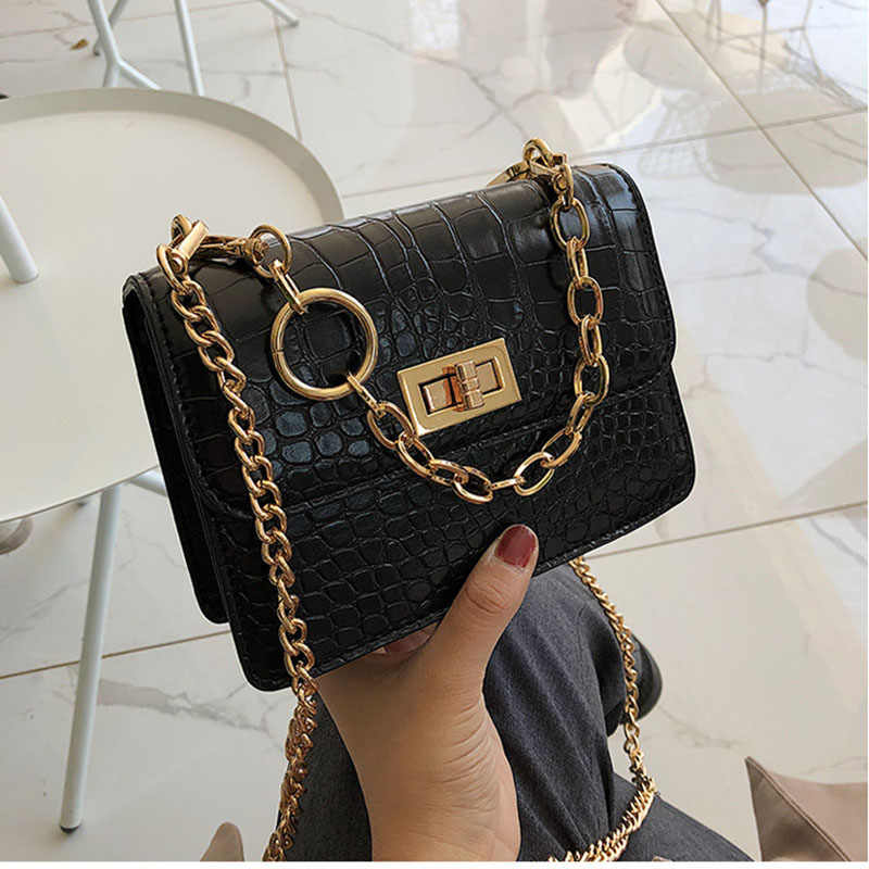 sac bandouliere femme luxe Women Small Shoulder square bag clutch ...