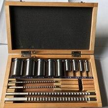 18 шт. HSS метрические шпоночные втулки 4 мм 5 мм 6 мм 8 мм БРОШИ 12-28 режущие втулки шпоночные инструменты с ЧПУ комплект