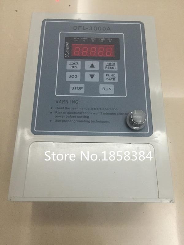 0 75KW inverter VFD 220V VARIABLE FREQUENCY DRIVE INVERTER 1 phase input 3 phase output 220v