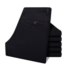 Men Cargo Pants Corduroy Trousers Men Spring The New Men's Fashion Design Is Contracted Classic Straight  Tactical Combat Pants