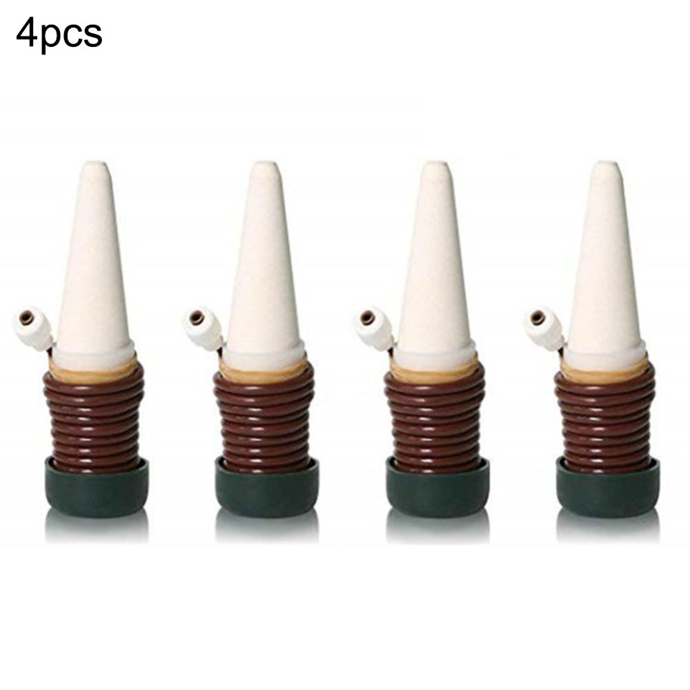 Sprinkler Waterer Potted-Plants Self-Watering-Device Automatic-Dripper Seepage-Tool 4pcs