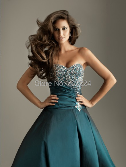 Beaded Crystals Halter Floor Length Long Aqua Formal Prom Dress Pageant  Graduation Graduation Ball Gown B369-in Prom Dresses from Weddings   Events  on ... a6f2e1589c3a
