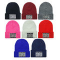 Hat Ladies Spring and Autumn Solid Color Warm Men's Winter Hat Hip-Hop Knitted Wool Caps for Female Male Beanies Gorros Hombre