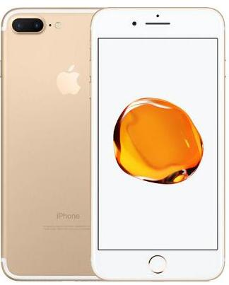 Apple iPhone 7 Plus, определение отпечатка пальца, 3 Гб оперативной памяти, Оперативная память 32/128 ГБ/256 IOS мобильного телефона LTE 12.0MP Камера Apple Quad-Core12MP мобильного телефона - Цвет: gold