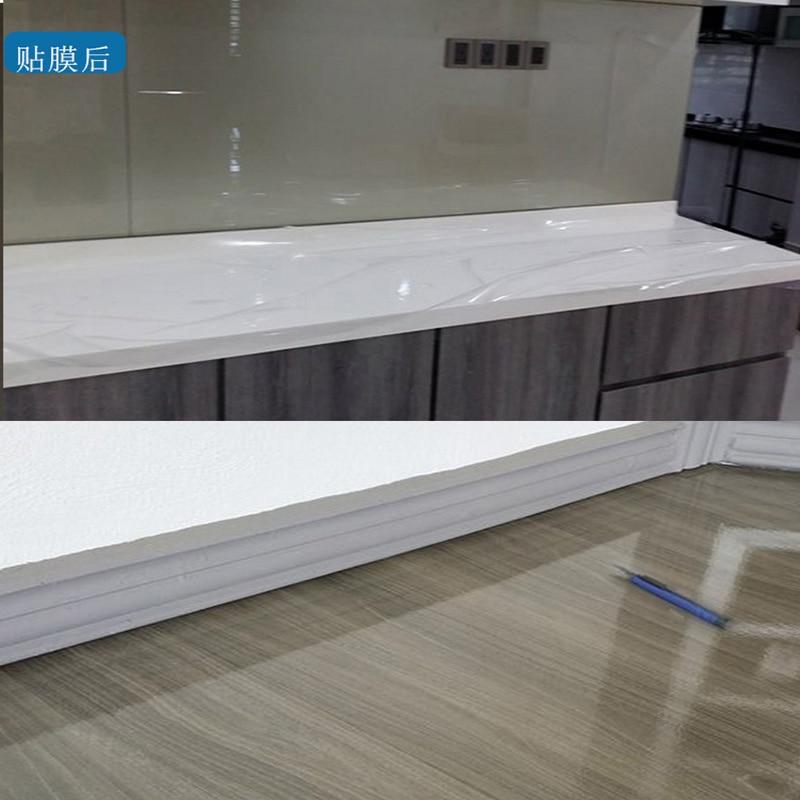 Διαφανές 4 MIL 100 microns Προστασία πάχους - Διακόσμηση σπιτιού - Φωτογραφία 2
