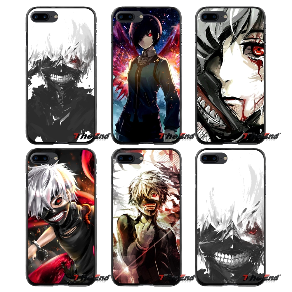 Accessories Phone Cases Covers TOKYO GHOUL For Apple iPhone 4 4S 5 5S 5C SE 6 6S 7 8 Plus X iPod Touch 4 5 6