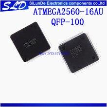Free Shipping  2pcs/lot  ATMEGA2560 16AU ATMEGA2560 IC MCU 8BIT 256KB FLASH 100TQFP new and original in stock
