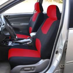CHIZIYO 3 цвета моющиеся полиэфирные ткани автокресла Чехлы универсальные автомобильные сиденья высокого качества 9 компл. подходит для