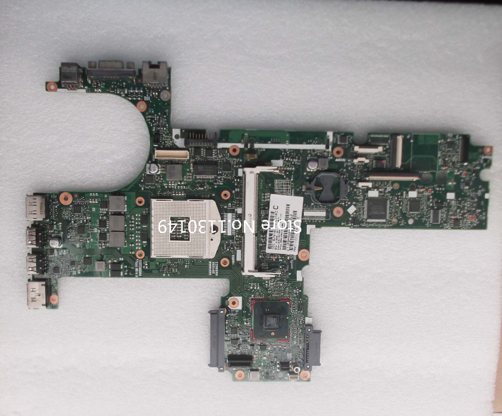 ФОТО 613293-001 free shipping laptop motherboard for HP Probook 6450B 6550B motherboard Intel Integrated fully test