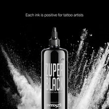 1 Bottle Black Dynamic Tattoo Ink 360ml 12oz Permanent Makeup Micropigment For Body Art Tattoo Painting Cosmetics Free Shipping 1 bottle black dynamic tattoo ink 250ml 330g permanent makeup micropigment for body art tattoo painting cosmetics