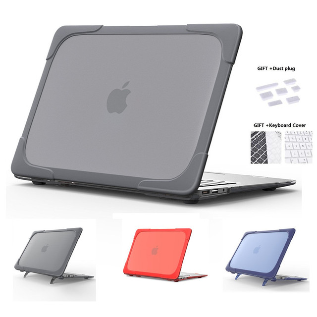 lowest price 04b1c 2a767 US $18.37 30% OFF|Deformation Pattern Hard Case Protector For MacBook 12  inch Air 11 13 inch Pro retina 13 inch -in Laptop Bags & Cases from  Computer ...