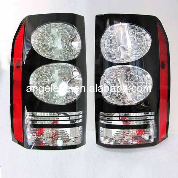 2004-2013 year For Land Rover for DSCVRY LED Tail Lamp Back lights Black Red