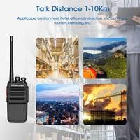 מכשיר הקשר Vineyuan מכשיר הקשר J-C5 פלוס 5W UHF 400-470MHz שני הדרך רדיו ניידת 16CH FM משדר CB רדיו Interphone (4)