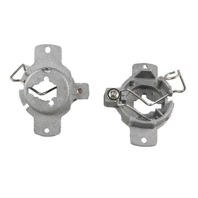 (H01) Benz 320 Aluminum H1 Xenon Bulb Base- (1)
