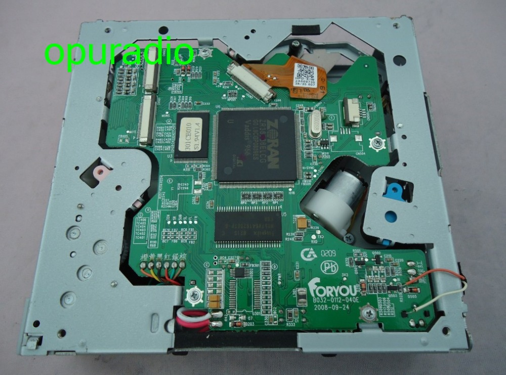 Deck Loader Audio-Systems Navigation Laser Foryou Many-Kinds of Car DVD DL-30 HPD-61W