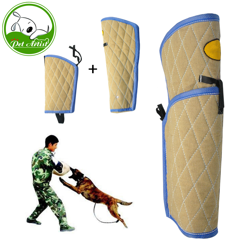 K9 Dog Protection Bite Arm Sleeve til trening Schutzhund Police K9 Rottweiler
