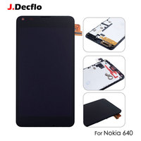 Original For Microsoft Nokia Lumia 640 RM 1072 5 0 LCD Display Touch Screen Digitizer Assembly