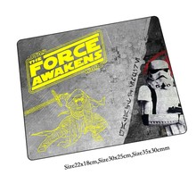 star wars mouse pad High quality pad to mouse notbook computer mousepad big gaming padmouse gamer to laptop keyboard mouse mats