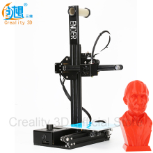 2017 CREALITY 3D Cheap 3D Metal Printers Ender-2 Kit FDM 3D printer I3 full metal frame colorful industrial grade high precision