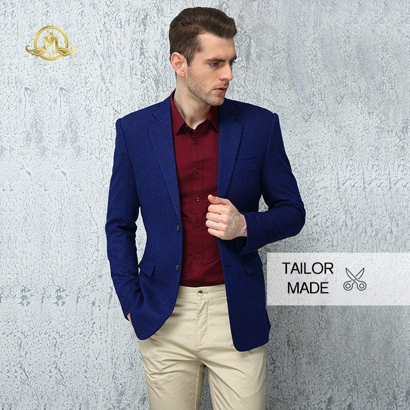 Wrwcm personnalisé hommes costume de haute qualité personnalisé personnalisé bleu marine costume soutien entreprise personnalisation Gentleman Style sur mesure