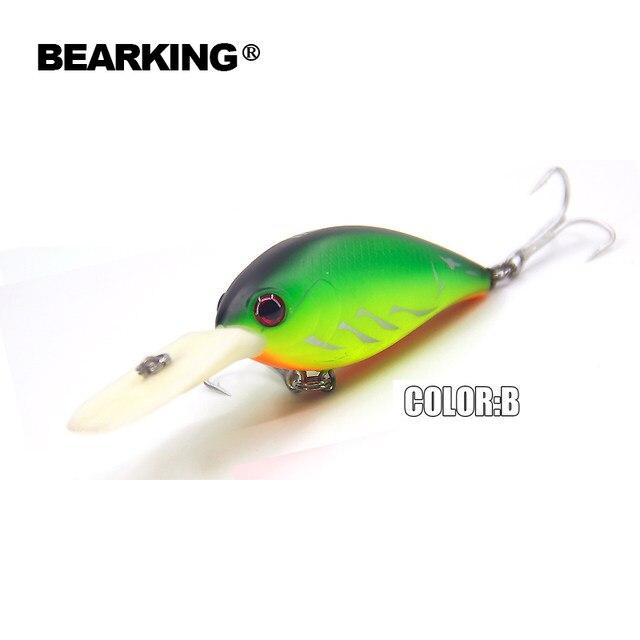 Online-Shop Bearking heißer modell, A + fischköder kurbel 64mm 16g 6 ...