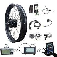 48v 1000w electric bike kit high powerful rear motor wheel fat tire hub motor for mtb bike road bicycle free shipping e bike kit