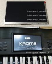 Ban đầu KORG Màn Hình LCD cho KORG KROME MÀN HÌNH LCD Bảng Điều Khiển mà không cảm ứng