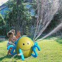 Inflatable Water Spray Ball Sprinkler Octopus Squirt Lawn Pool Toy Fun Outdoor Swim Pool Spray Water Pool For Kids Toys