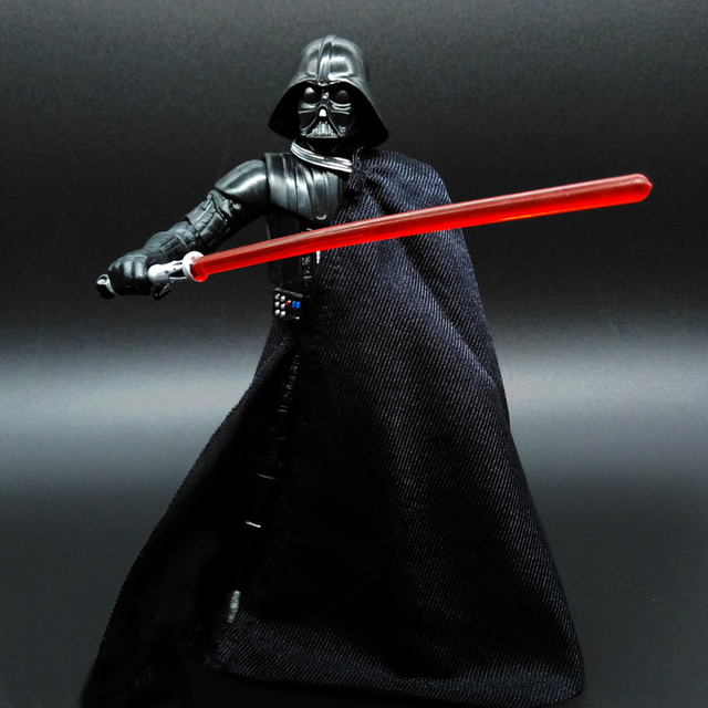 1Pcs Star Wars Darth Vader Revenge Of The Sith Auction 3.75″ FIGURE Child Boy  Toy Collection Xmas Gift Free Shipping