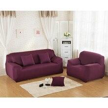 1pc copri divano for Living Room Tight Wrap All-inclusive Slip-resistant Sofa Cover Elastic Sofa Towel One/Two/Three/Four-seate