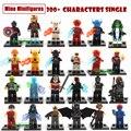 A marvel dc super heroes figuras de ação venda único bloco de construção de brinquedos as crianças new kids presente compatível com lego