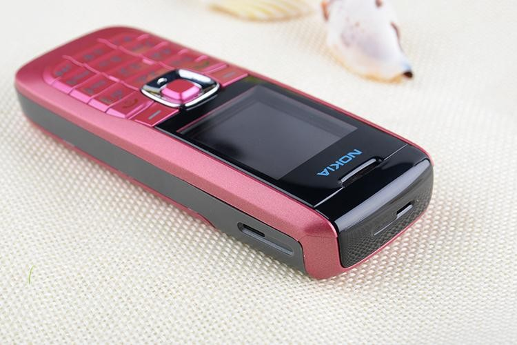 Refurbished Original Unlocked Nokia 2610 the Cheapest multi-language Cellphone white 13