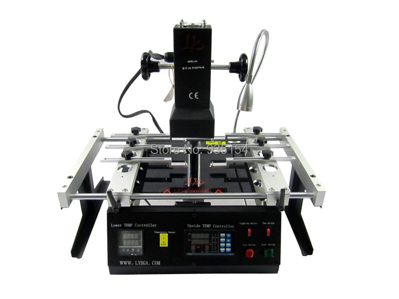 Best Price IR6500 V.2 Infrared BGA Repair Machine, motherboard Rework station with 240*200mm preheating area