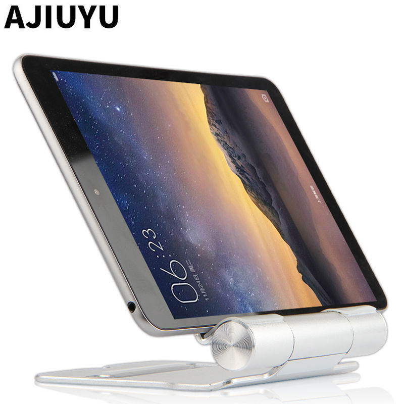 Tablet Stand Metal stent Support For Huawei MediaPad M3 lite 10 8 8.4 M2 10.0 8.0 X2 X1 7 bracket Desktop Display Aluminium Case silicone with bracket flat case for huawei mediapad m5 8 4 inch