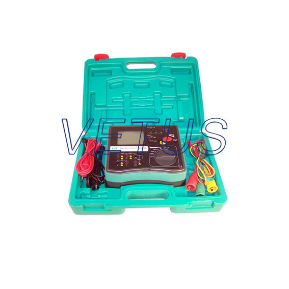 DY5102A Digital Insulation 3 Phase high voltage insulation tester  mantra 5102