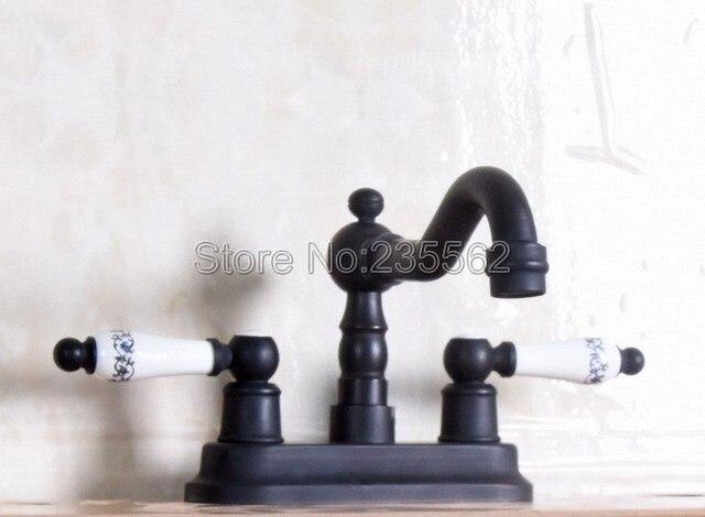 Badkamer Kraan Zwart : Badrandcombinaties keramische handgrepen badkamer kraan basin sink