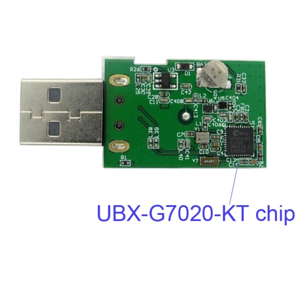 у-blox7 ВК-172 USB с глонасс с