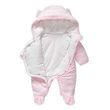 DEAR RABBIT Bear Flannel Baby Romper