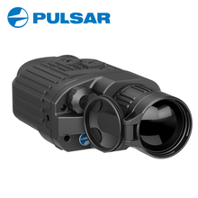 PULSAR Quantum XQ38 Thermal Imaging Hunting Scope Rangefinding Reticle Support Video Output and External Power Supply #77332
