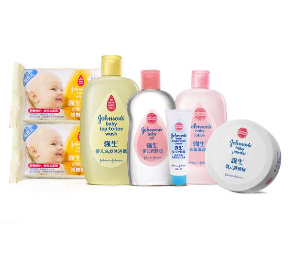 ФОТО Infant Child skin care set shampoo shower gel lotion baby toiletries