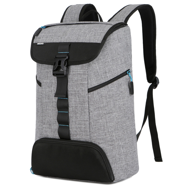 Anti-theft New 17 17.3 Inch Laptop Backpack 15 15.6 Notebook bag For Sony HP Dell Super Light  Top Side opening style knapsack