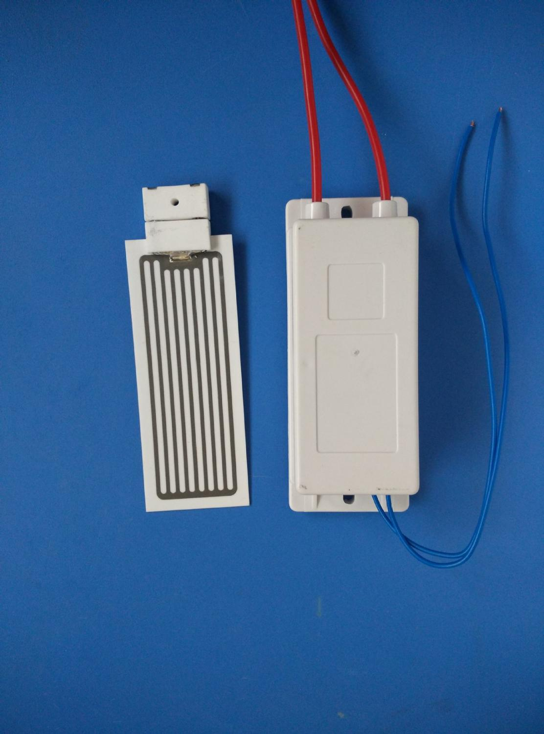 Free shipping 220V 10g/h ozone generator (power supply +10g Ozone Generator cell) ozone generator parts Air purifier parts цена и фото