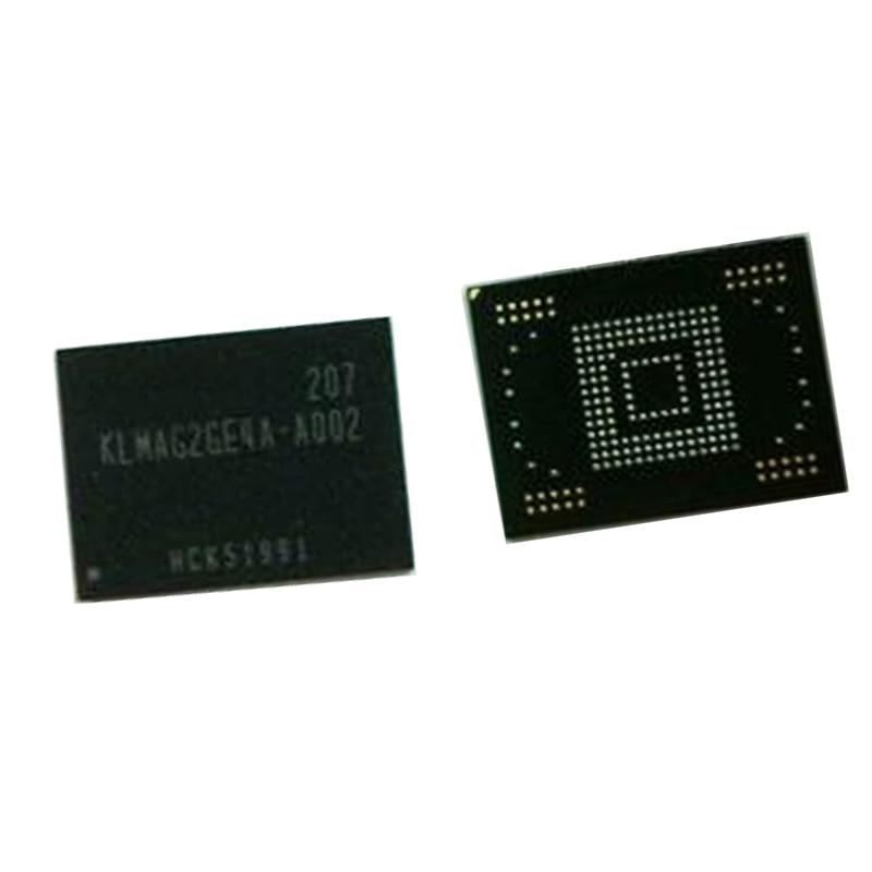 1piece-10piece 100% New Original KLMAG2GE4A-A002 EMMC Font 16GB BGA KLMAG2GE4A A002